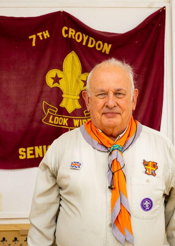Chris, South Croydon Scouts