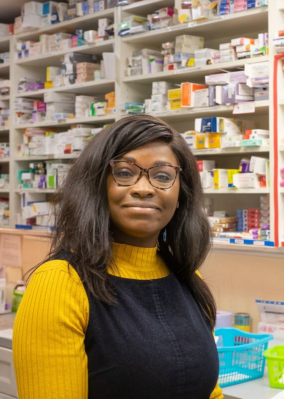 Fatima, Pharmacist at Croydon Pharmacy