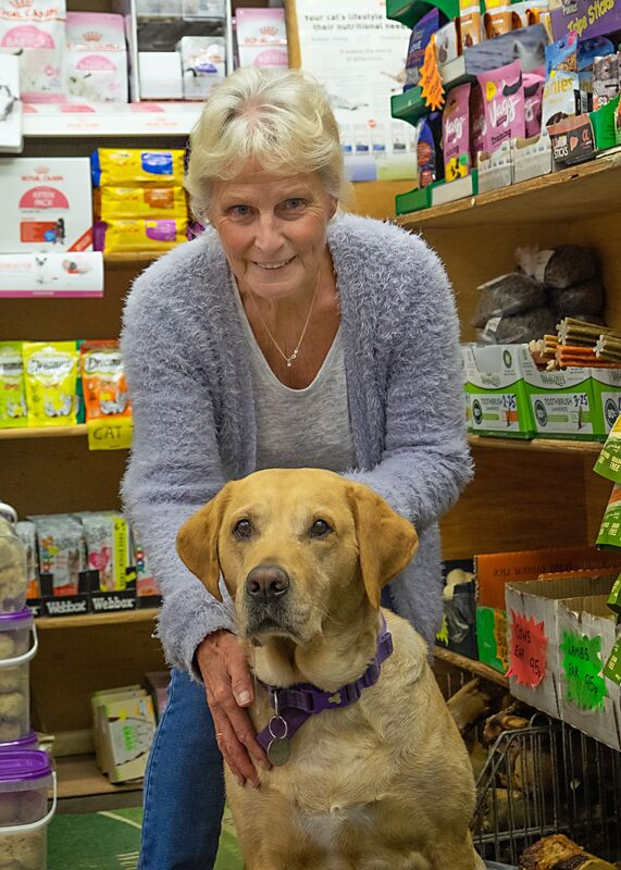 Barbara and Cookie, Village Pets, Sanderstead