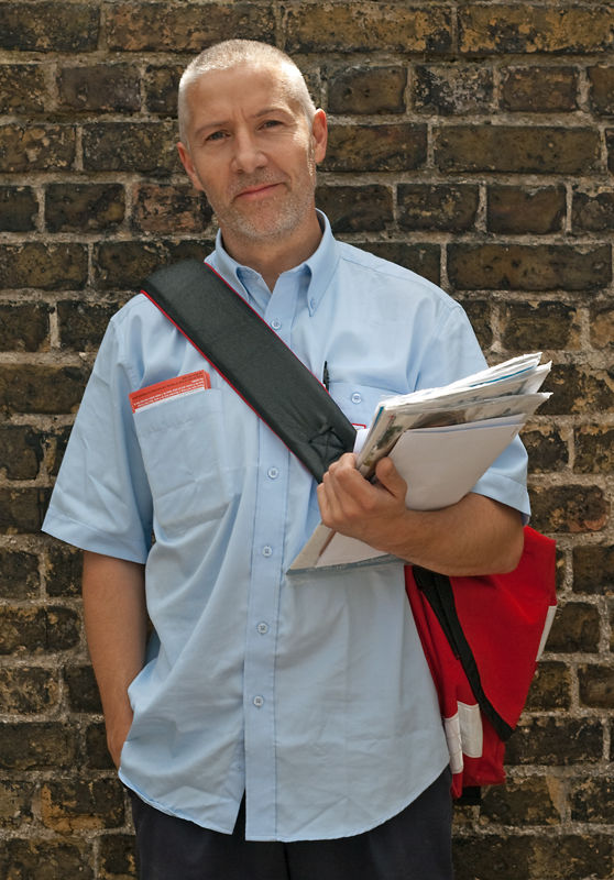 Andy The Postie