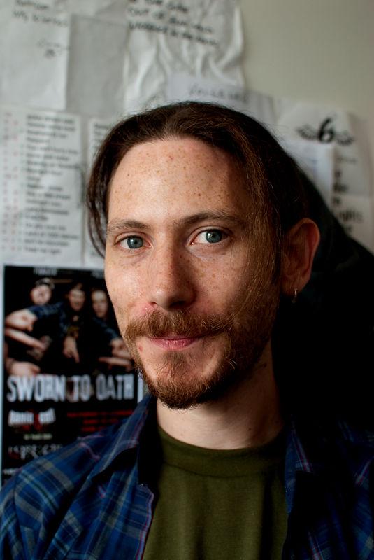 Jon, music venue booker