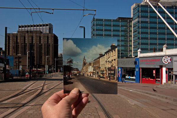 George Street Then and Now