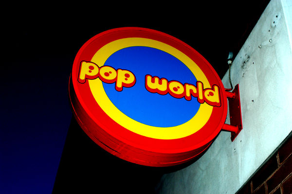 Pop World, Park Street
