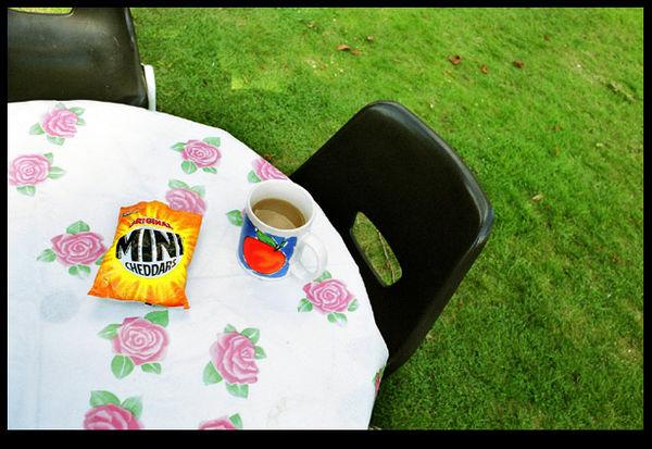 Tea at Park Hill