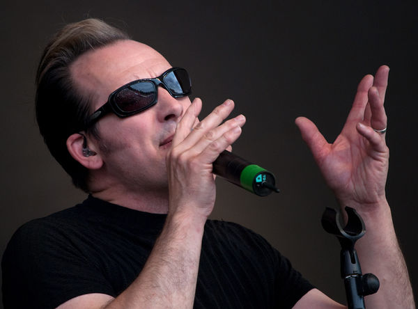 The Damned at Croydon Festival