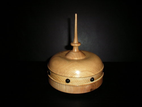 Jewellery/Trinket box : Ash : Ref 475