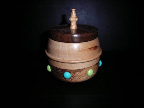 Jewellery/Trinket box : Ref: 464
