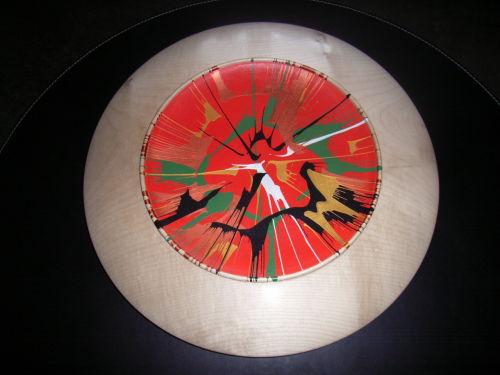 USA Commission : Sycamore : 16 inches diameter : Ref  241