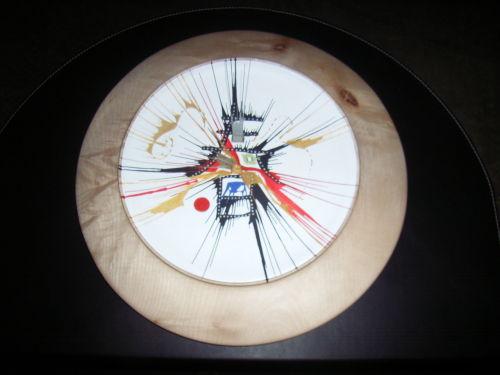 Kanji Symbol : Sycamore : 17 inches diameter : Ref  218