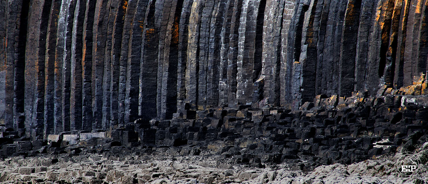 The Pipes Of Staffa