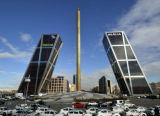 Bankia & Caja Madrid Obelisk