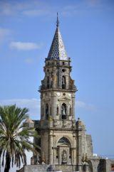 Cadiz Church Spire