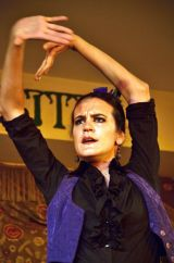 Purple Flamenco III