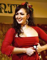 Red Flamenco III