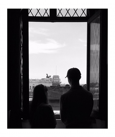 Rome 2019 - viewing from on high