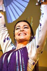 White Flamenco