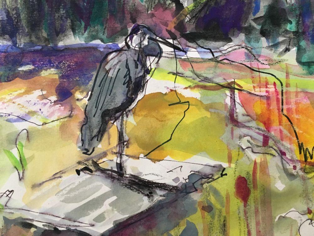 Friern Barnet Heron