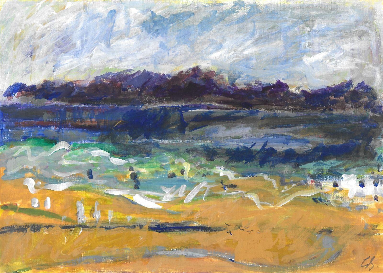 Hastings Beach*