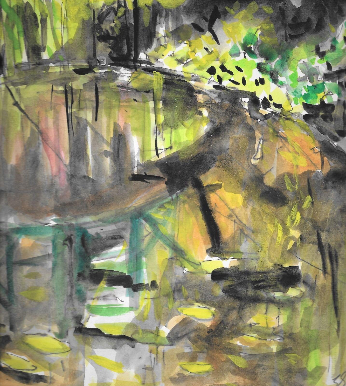 Friern Barnet Pond*