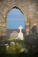 Old Abbey in Ballinskelligs