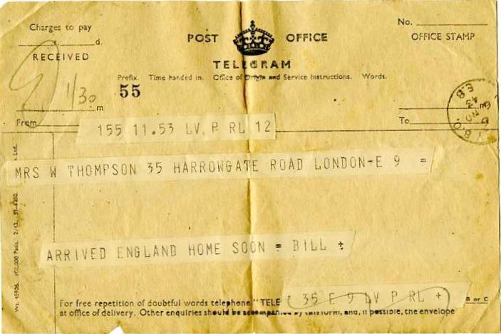 WW II Timeline Nov 1943