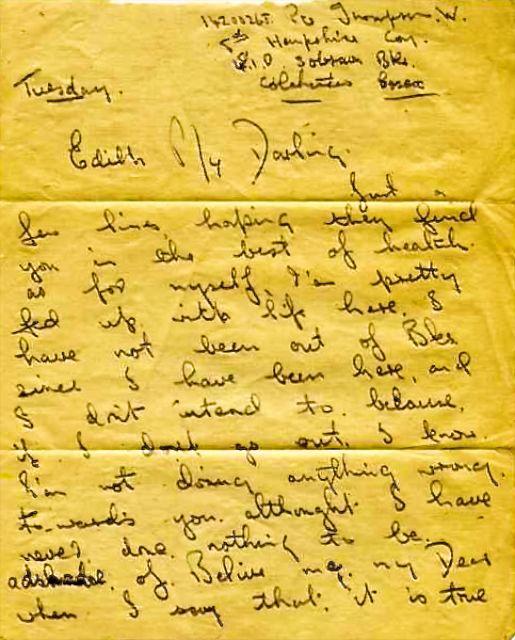 Timeline Feb 1944