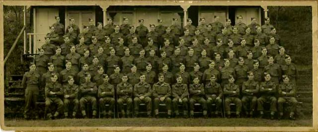 5th Hampshire Regt 1942