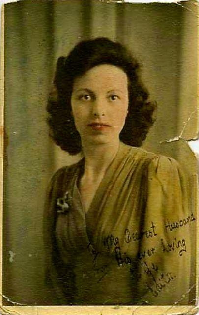 Edith I Hagon 19th May 1943 Age 26