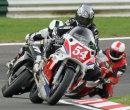 Racing at Cadwell Park