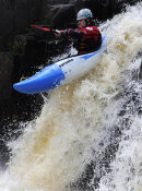 Low Force Canoeist
