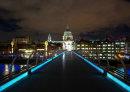 St Paul's, Millenium Bridge
