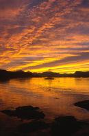 Sunrise at Ardvasar