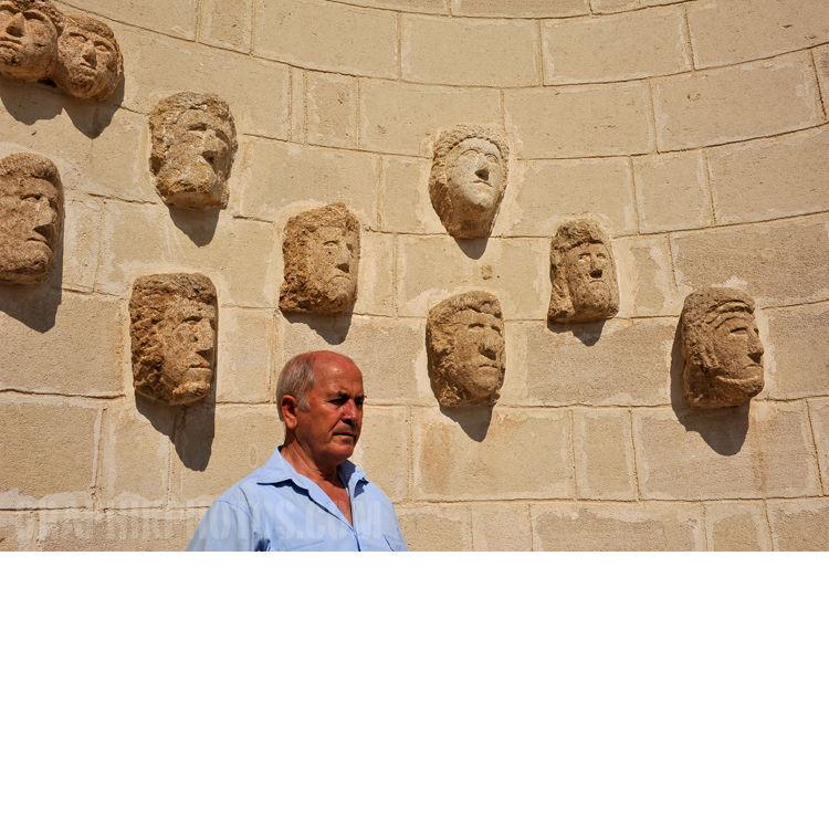 Gravina sculptor, Italy