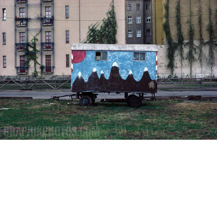 Kreuzberg wagon