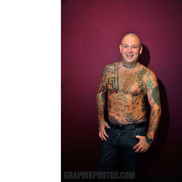 Tattoo II, CueWorld, Grimsby