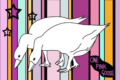 One Pink Goose - 2010