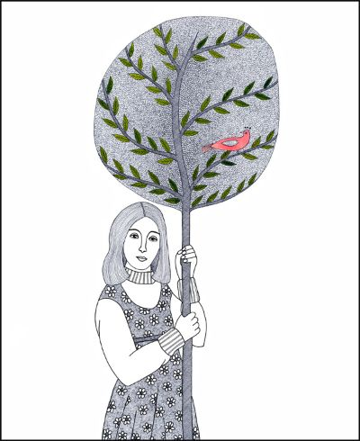The Woman Who Planted Trees I