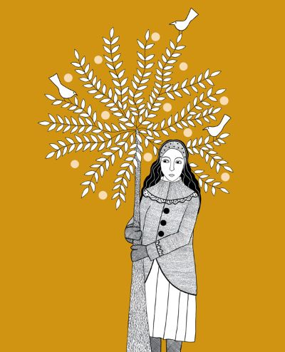 The Woman Who Planted Trees III