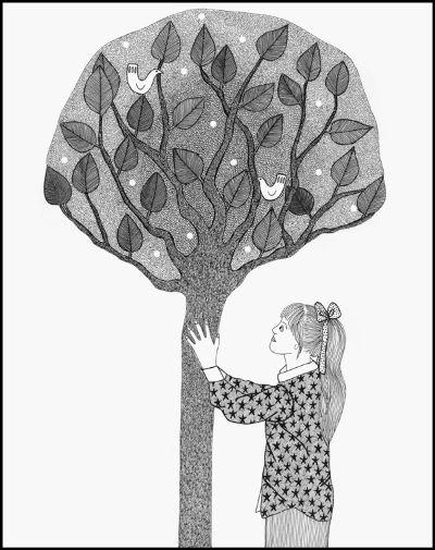 The Woman Who Planted Trees VI