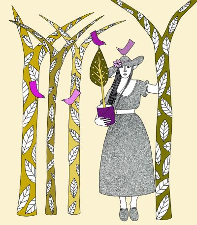 The Woman Who Planted Trees VII