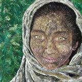 Portrait In Green 1 (Peshawar)