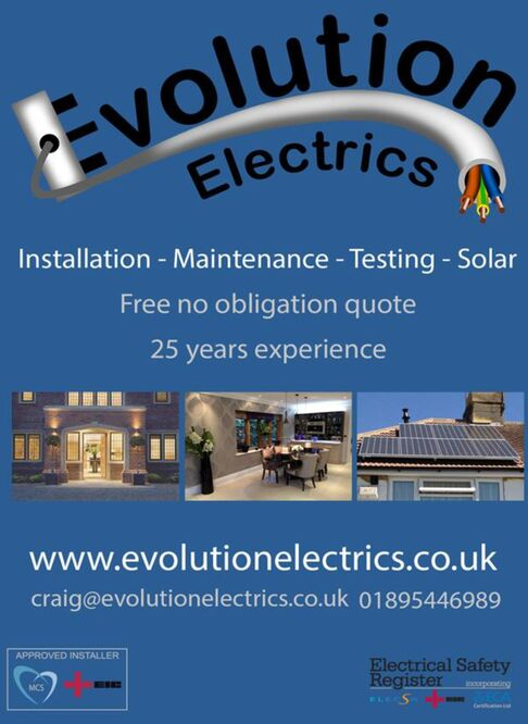 Evolution Electrics