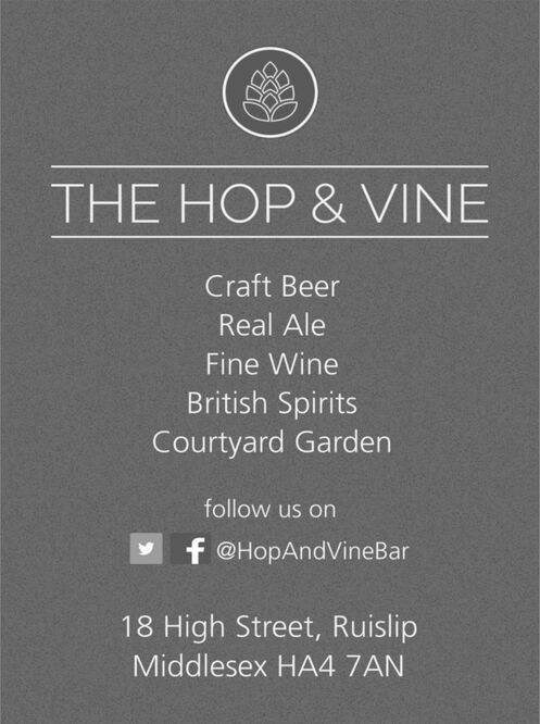 The Hop and Vine