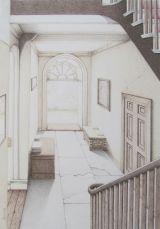 Sunlit Hallway