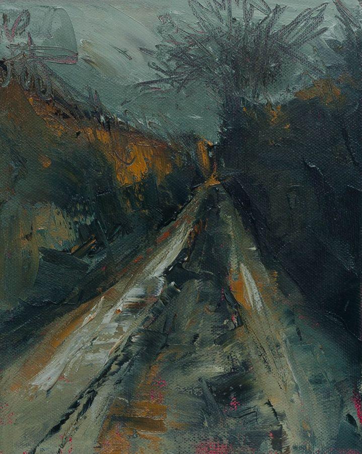 A Cornish lane #3