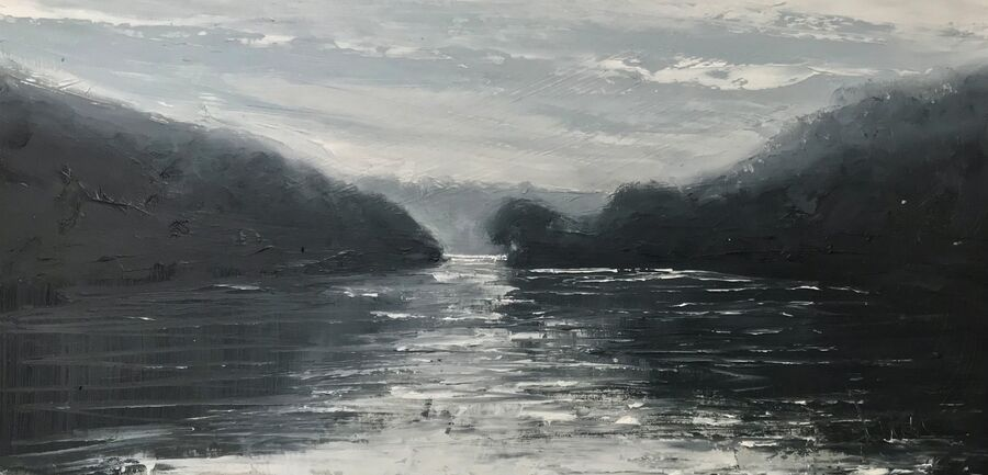 SOLD - Down the Helford
