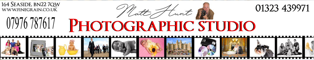 Matt Hunt Fine Grain Photography 01323 439971