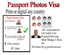 Digital passport code