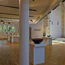 Installation shot of  Cille Bhrighde installation