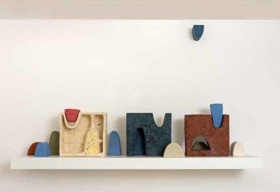 The Angel's Share, h: 76 cm, d: 35 cm, l: 110cm, stoneware, earthenware, porcelain